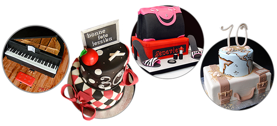 Cake Design Gateaux A Granby
